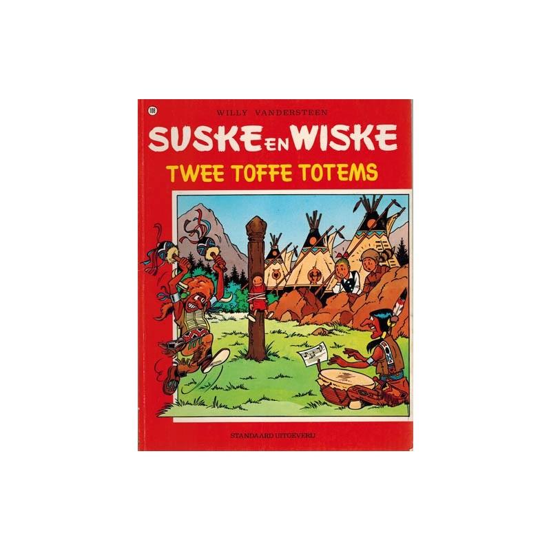Suske & Wiske 108 Twee toffe totems herdruk