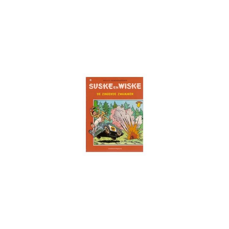 Suske & Wiske 110 De zingende zwammen herdruk