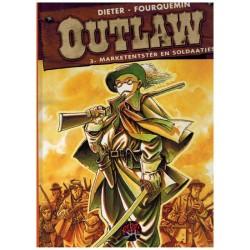 Outlaw HC 03 Marketentsters en soldaatjes 1e druk 2003
