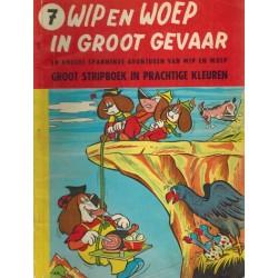 Wip en Woep 07 In groot gevaar 1e druk 1968
