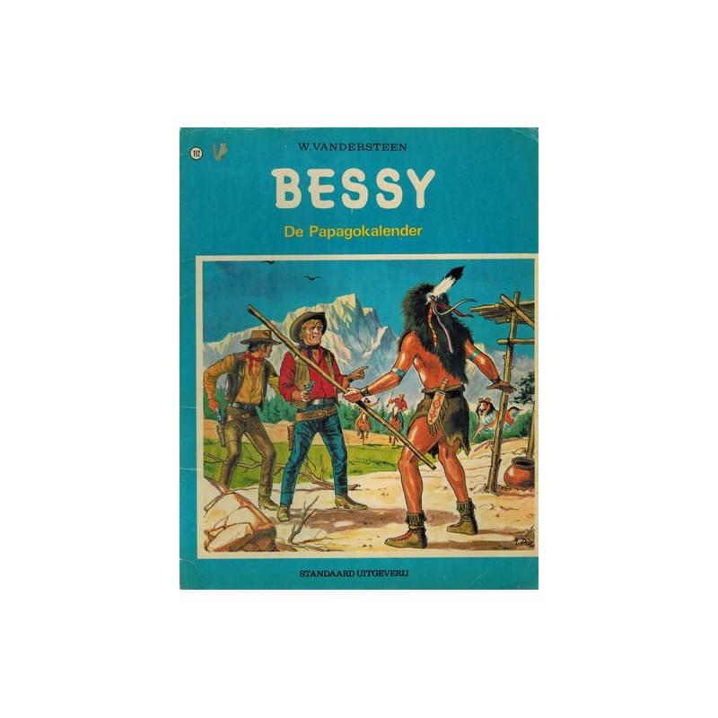 Bessy 112 De Papagokalender 1e druk 1974