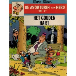 Nero 075 Het gouden hart 1e druk 1982