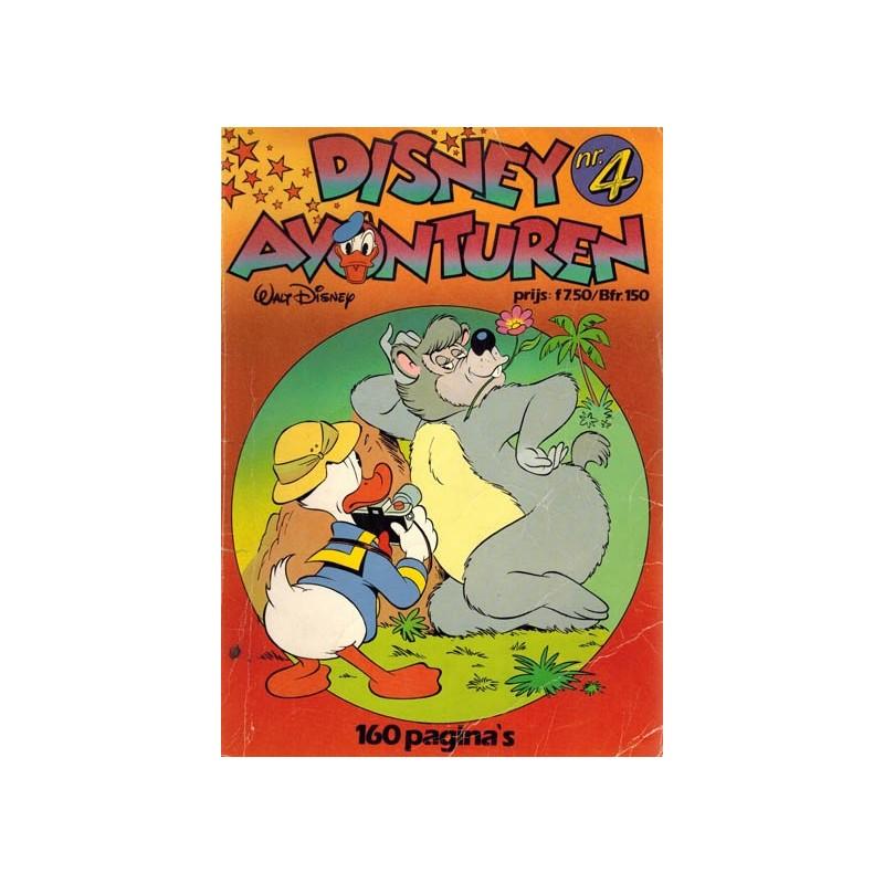 Disney avonturen 04 1e druk 1986