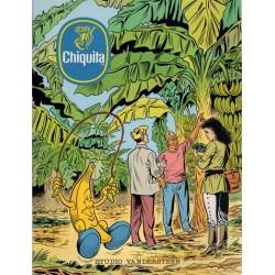 Chiquita reclamealbum 1e druk 1987