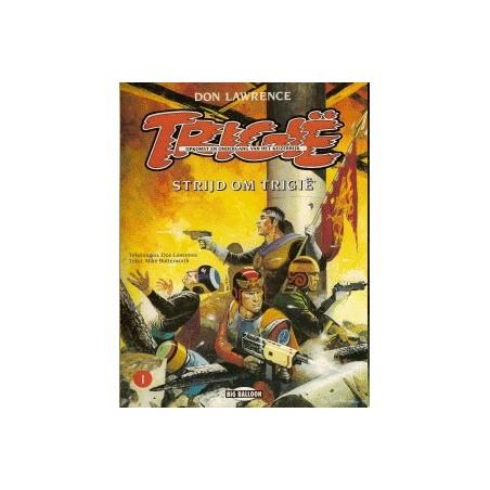 Trigie Setje 1A t/m 19A SC herdrukken 1992-1998