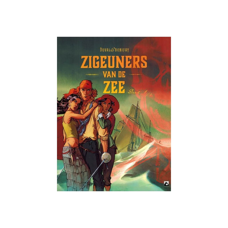 Zigeuners van de zee set deel 1 & 2