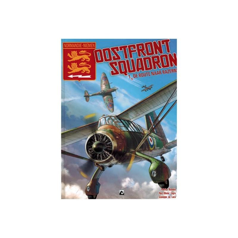 Oostfront squadron set HC deel 1 & 2 Normandie-Niemen