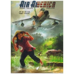 Air America 01 Op de Ho Chi Minh-route