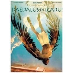 De wijsheid van de mythes HC 01 Deadalus en Icarus