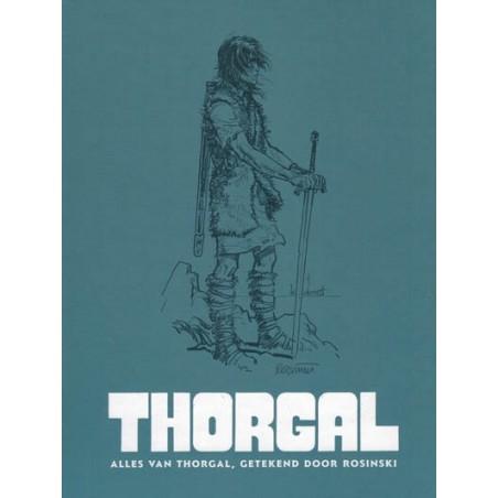 Thorgal   cassette 7 HC banden in luxe box (omvat alle 36 Rosinski-delen)
