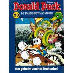 Donald Duck  Spannendste avonturen 23 Het geheim van het drakenhol