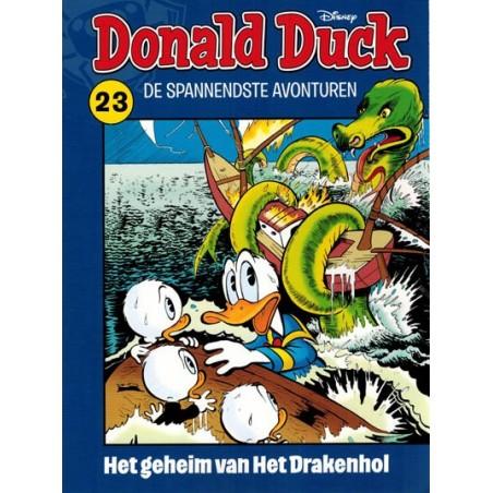 Donald Duck  Spannendste avonturen 23 Het geheim van het drakenhol door Pat Block