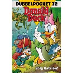 Donald Duck  Dubbel pocket 72 Volg Katrien
