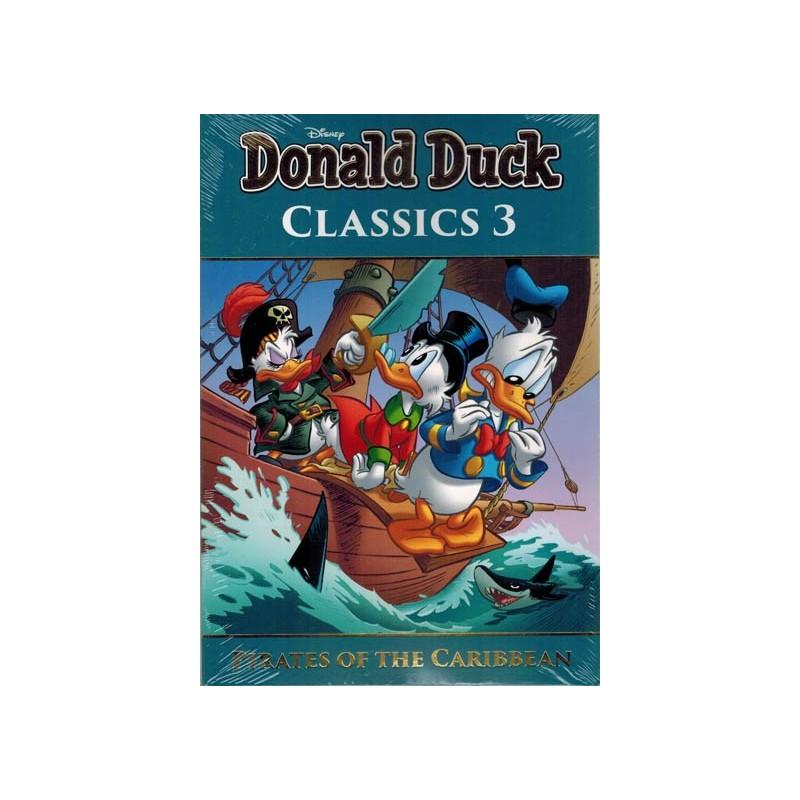 Donald Duck  Classics pocket 03 Pirates of the Caribbean