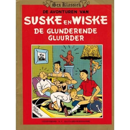 Suske & Wiske De glunderende gluurder Sex Klassiek herdruk 1982