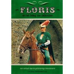 Floris TV-album 01 Het beleg van Oldenstein 1e druk 1970 (geen strip!)
