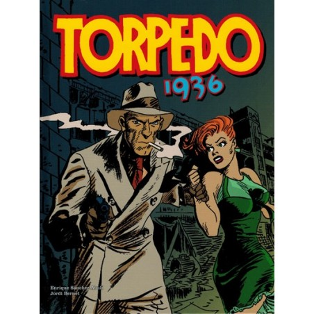 Torpedo   1936 Integraal 01 HC