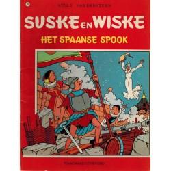 Suske & Wiske 150% Het Spaanse spook herdruk