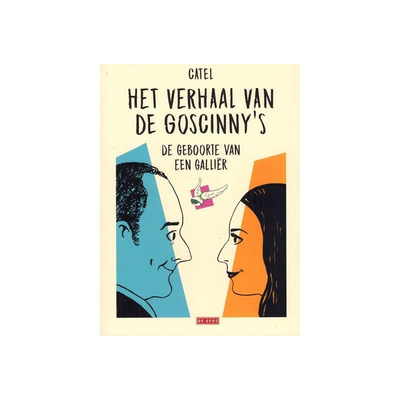 Het verhaal van de Goscinny's De geboorte van een Gallier (Asterix)
