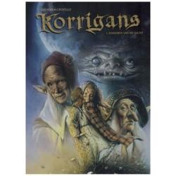 Korrigans set deel 1 t/m 4 HC