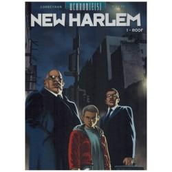 Uchronie(s) New Harlem set deel 1 t/m 3