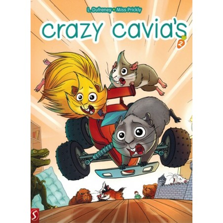 Crazy cavia's 02