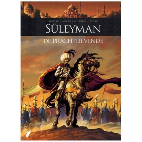 Zij schreven geschiedenis  08 Suleyman de prachtlievende