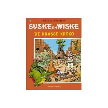 Suske & Wiske 295% De krasse kroko 1e druk 3007