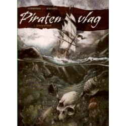 Piratenvlag set HC deel 1 t/m 3