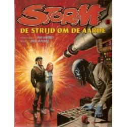Storm 05 De strijd om de aarde 1e druk 1980