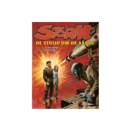 Storm 05 De strijd om de aarde herdruk Oberon