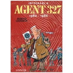 Agent 327   integraal Luxe HC 04 1980-1986