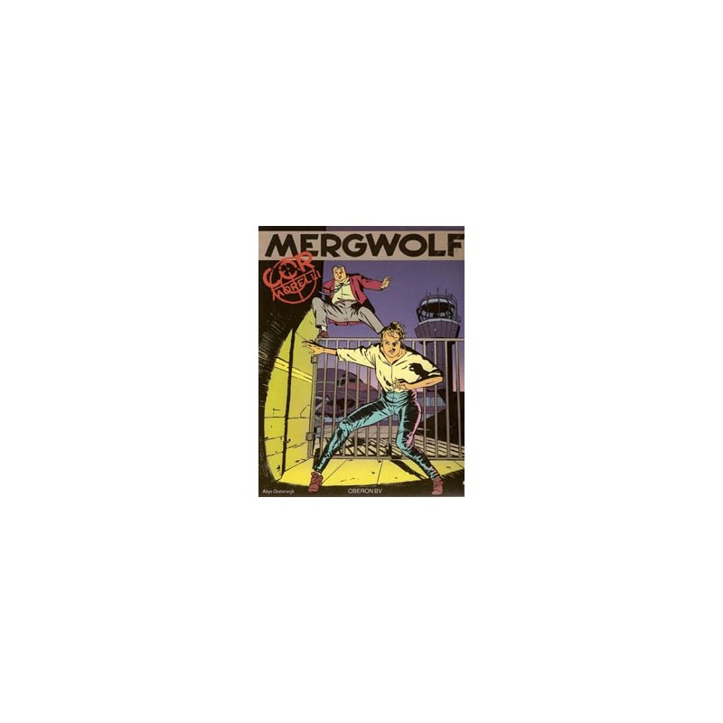 Cor Morelli set deel 1 & 2 1e drukken 1987-1989
