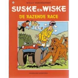 Suske & Wiske 249 De razende race 1e druk 1996