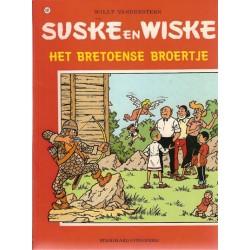 Suske & Wiske 192 Het bretoense broertje herdruk
