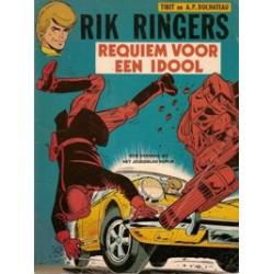 Rik Ringers 16 Requiem voor een idool 1e druk Hmnd. 1974