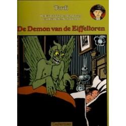 Isabelle Avondrood 02 De demon van de Eiffeltoren 1e druk 1976