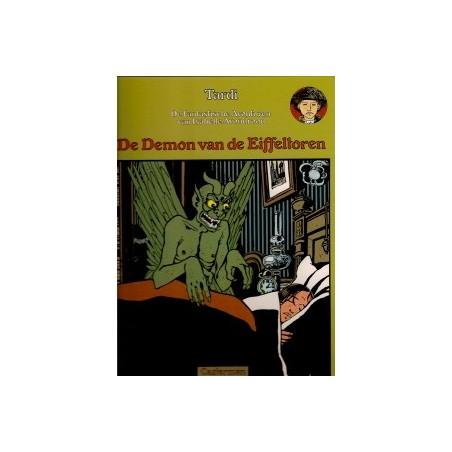 Isabelle Avondrood 02 De demon van de Eiffeltoren herdruk