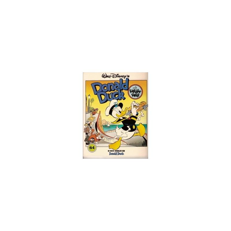 Donald Duck beste verhalen 064 Als kabeljauwvanger 1e druk 1990