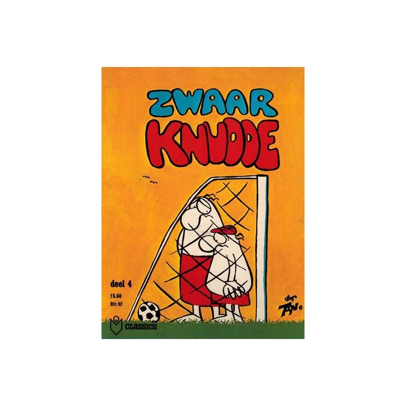 FC Knudde 04 Zwaar Knudde 1e druk 1979