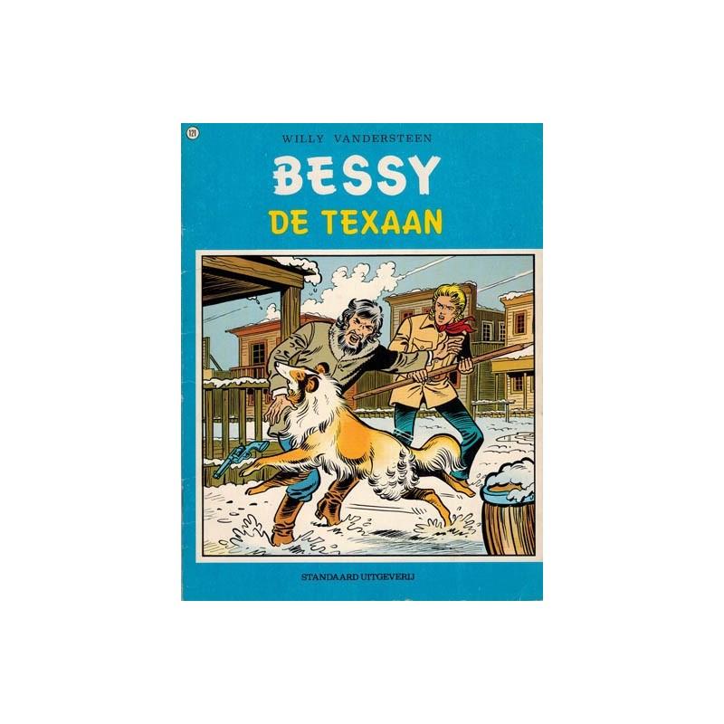 Bessy 121 De Texaan herdruk