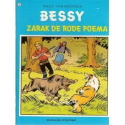 Bessy 125 Zarak de Rode Poema herdruk