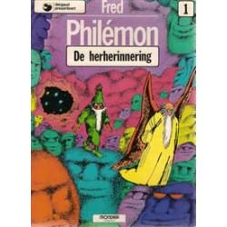 Philemon M HC 01% De herherinnering 1e druk 1981