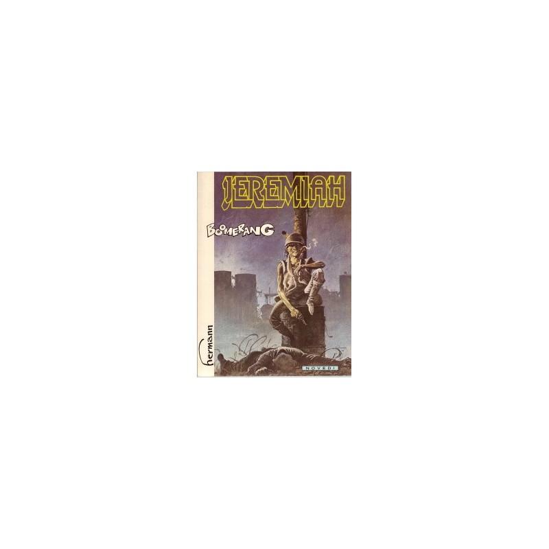 Jeremiah HC 10 Boomerang 1e druk 1984