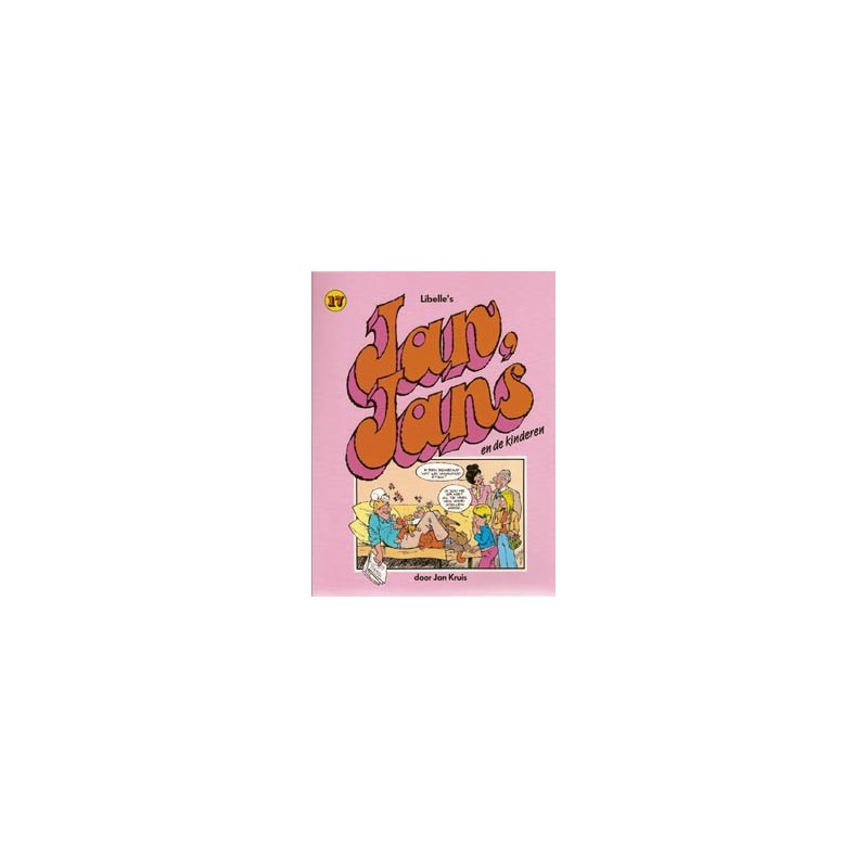 Jan, Jans en de kinderen 17 herdruk