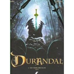 Durandal set deel 1 t/m 4 HC Het Mark Bretagne