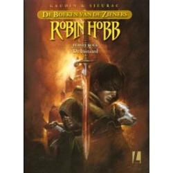 Boeken van de Zieners 01 HC De bastaard Naar Robin Hobb