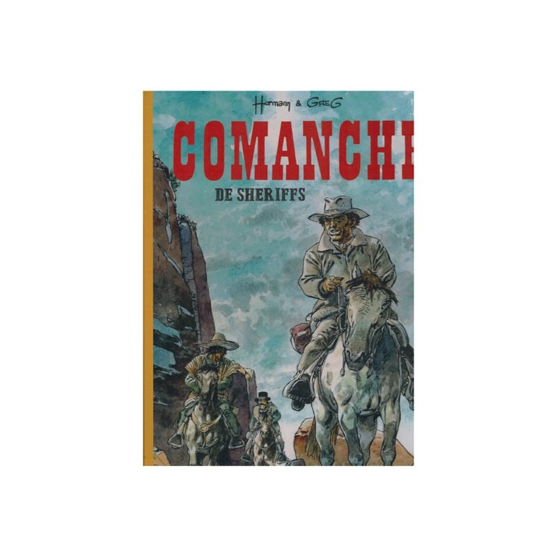 Comanche   HC integraal 03 De sheriffs (De opstand / Duivelsvinger)