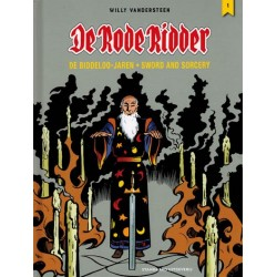 Rode Ridder   integraal II HC 01 De Biddeloo-jaren Sword and sorcery
