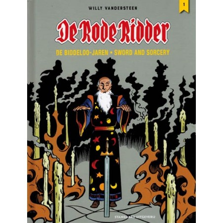 Rode Ridder   integraal II HC 01 De Biddeloo-jaren Sword and sorcery